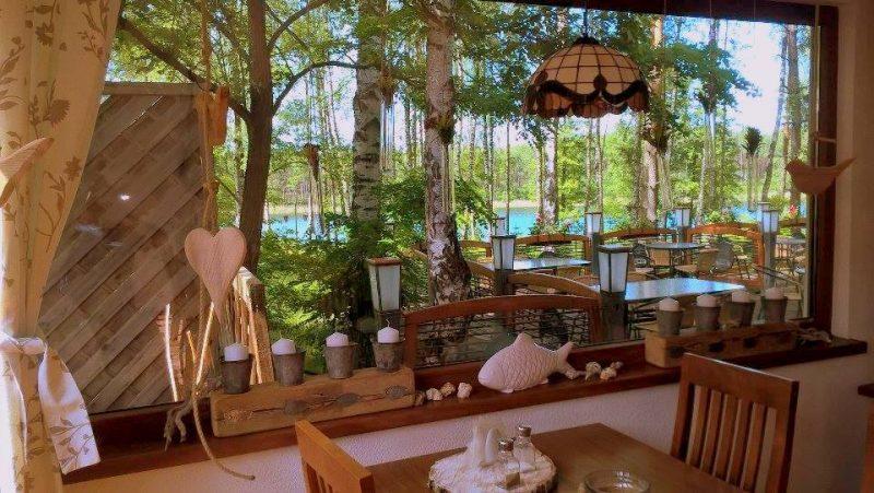 """Restauracja """"Leśny zakątek"""""""
