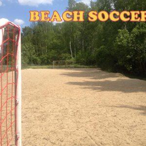 Kompleks Wypoczynkowy ZACISZE – Na terenie ośrodka znajduje się boisko do gry w piłkę nożną, u nas wypożyczą też Państwo piłkę do rodzinnych rozgrywek.